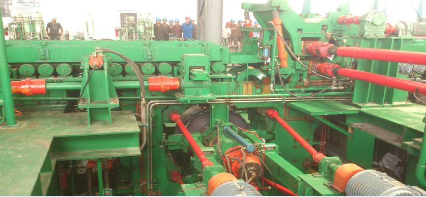 Hot rolling steel strip Line