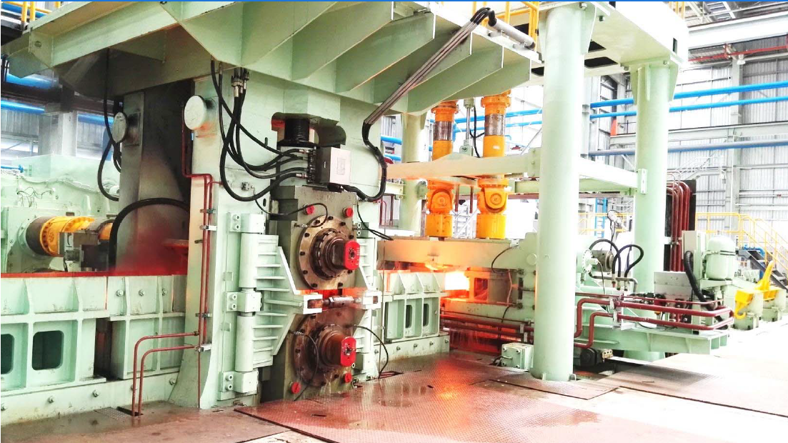 What is hot rolled steel coil line? (hot rolling coil mill)
