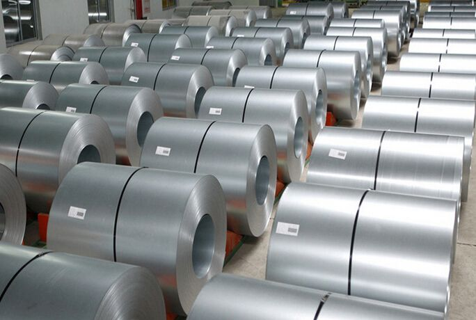 History of cold rolled steel coil production line