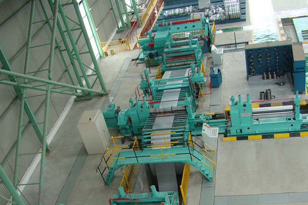 Development of cold rolling strip (steel coil) production lines in China