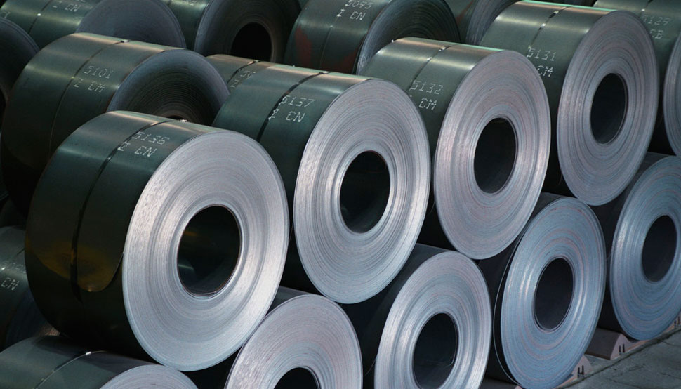 What is the hot rolled steel