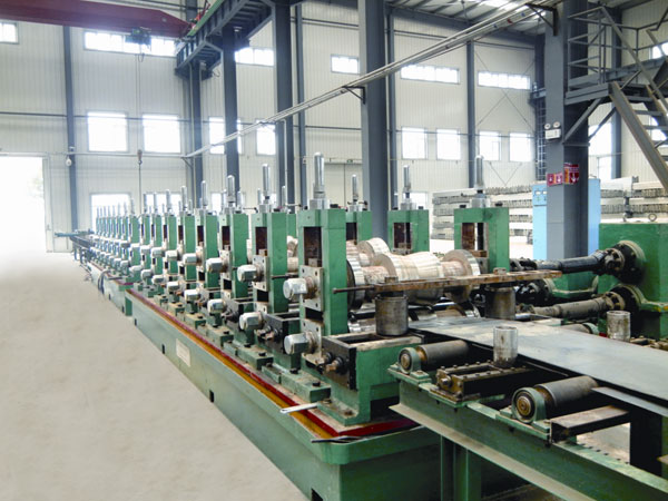 History of cold rolling steel coil production line