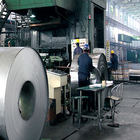 Cold Carbon Steel Rolling Mill Machine