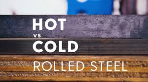 The differences between hot rolled and cold rolled steel