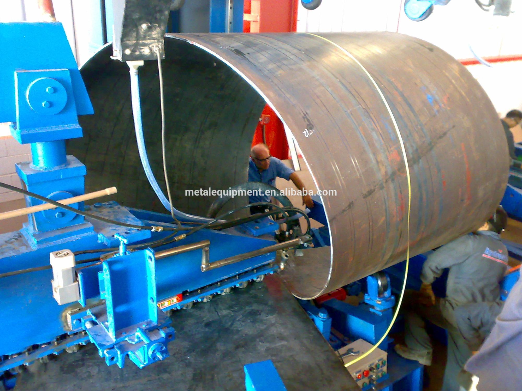820-3220mm SSAW pipe production mill
