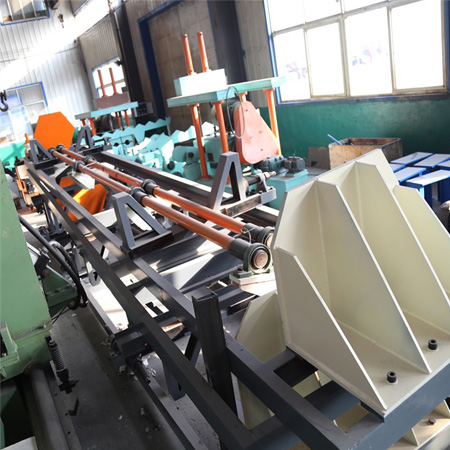 High frequency 150*150mm ERW square pipe mill