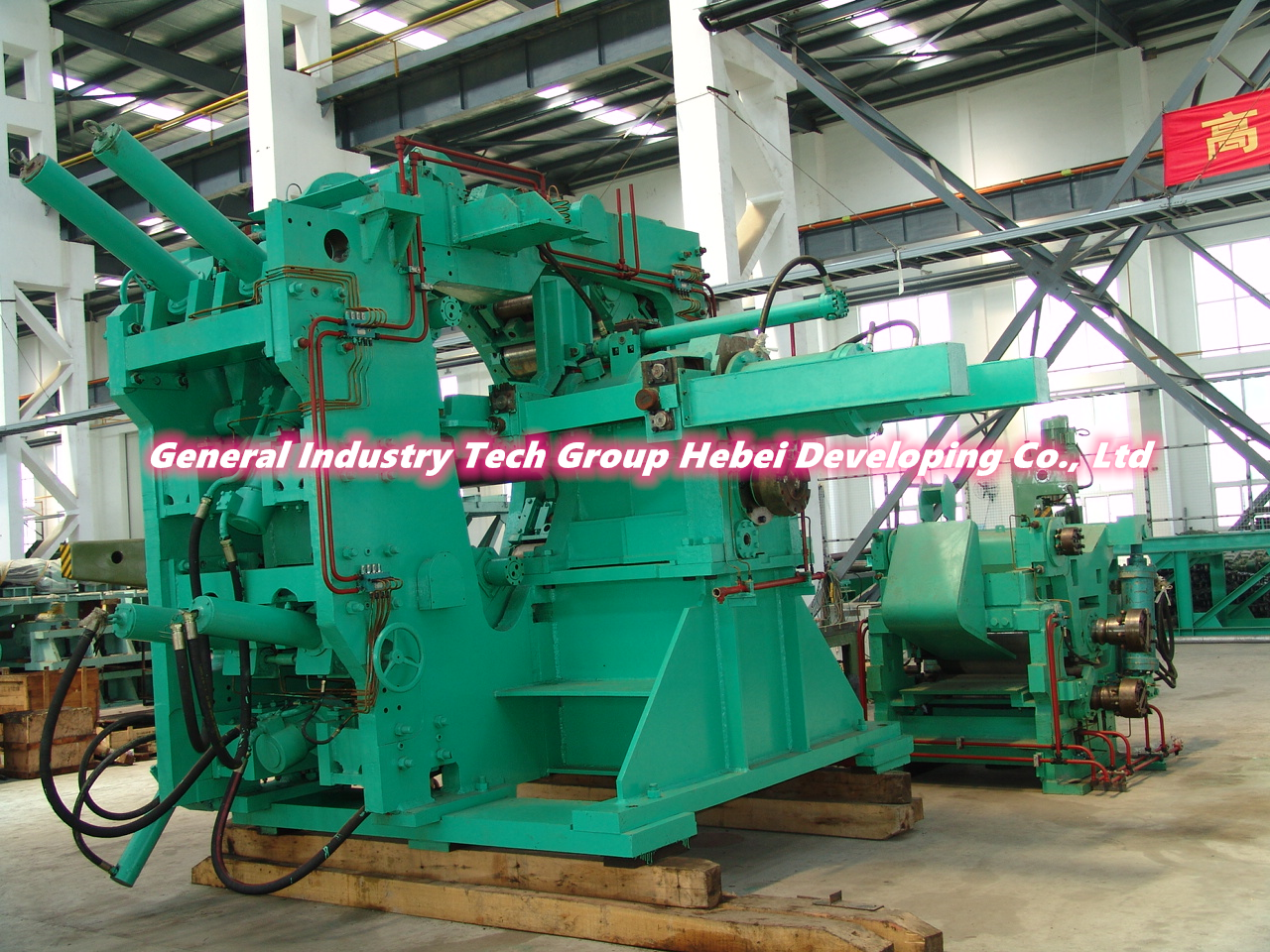 Horizontal recoiler process characteristics and process