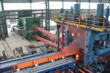 Key technology breakthrough and technology of Tianjin Tianzhong Zhongzhi Technology Engineering Co., Ltd 's extra-large section steel CMA universal rolling mill